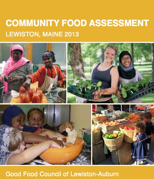 Community Food Assessment Report