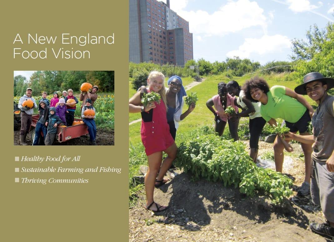 New England Food Vision