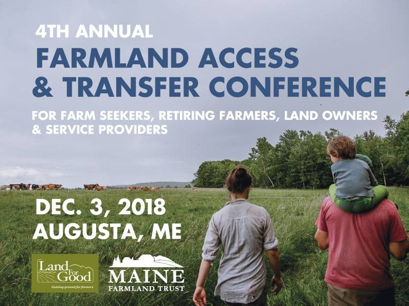 Farmland Access Conference 2018