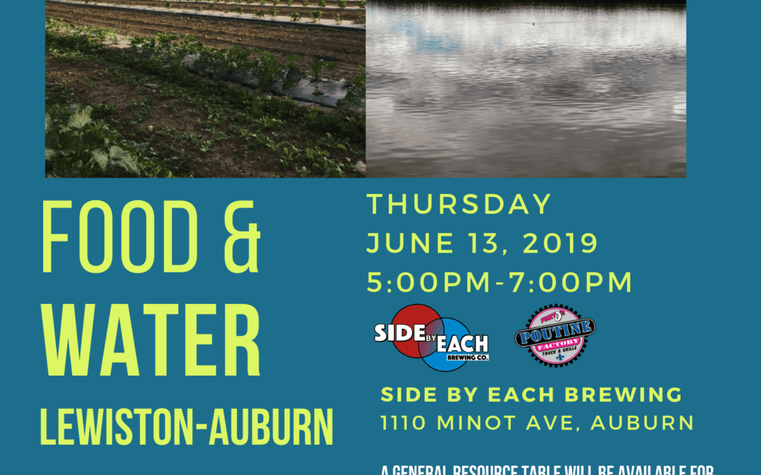 Food & Water Lewiston-Auburn