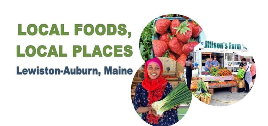 Lewiston-Auburn local foods local places