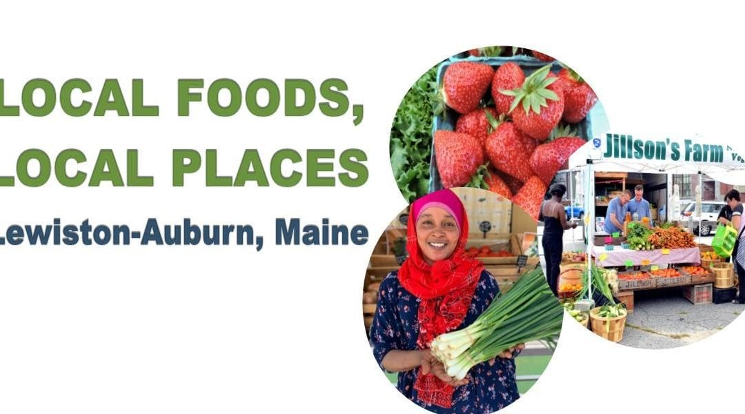 Local Foods Action Plan Updates: September 18, 2020