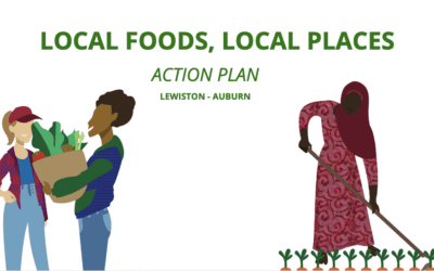 Local Foods Action Plan Updates:  Spring 2021