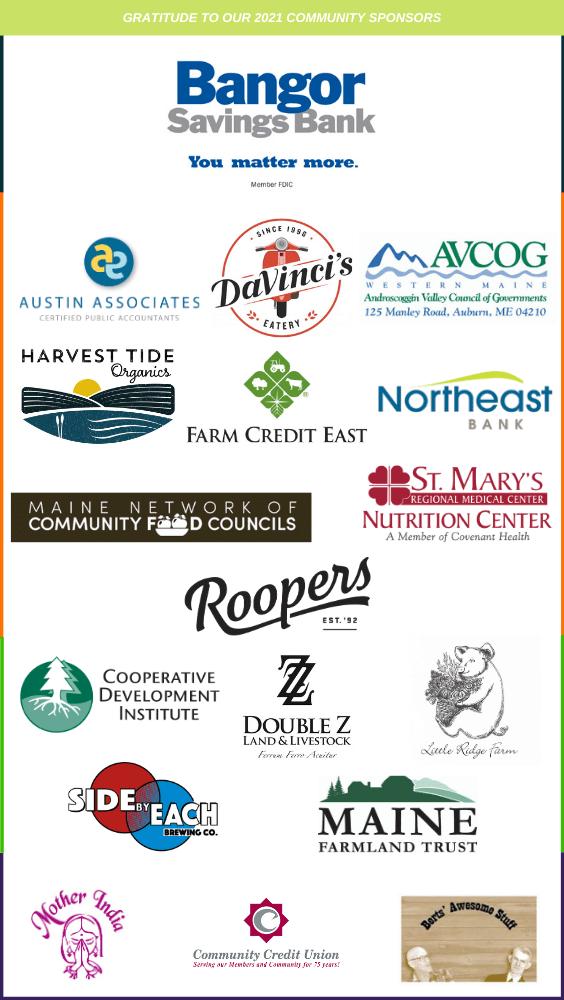 2021 GFCLA sponsors