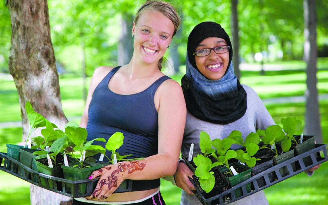 Nominations Sought for Youth Food Charter Champion Awards