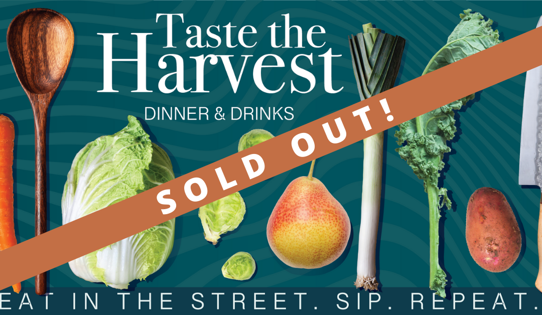 TTH Sold Out! Volunteers Needed + Upcoming Community Food Center Event – LA Local Foods Action Plan